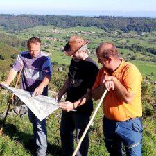 El proyecto de ordenación forestal del monte Moreda de Llanes sigue avanzando junto al Plan Silvopastoril de Llanes