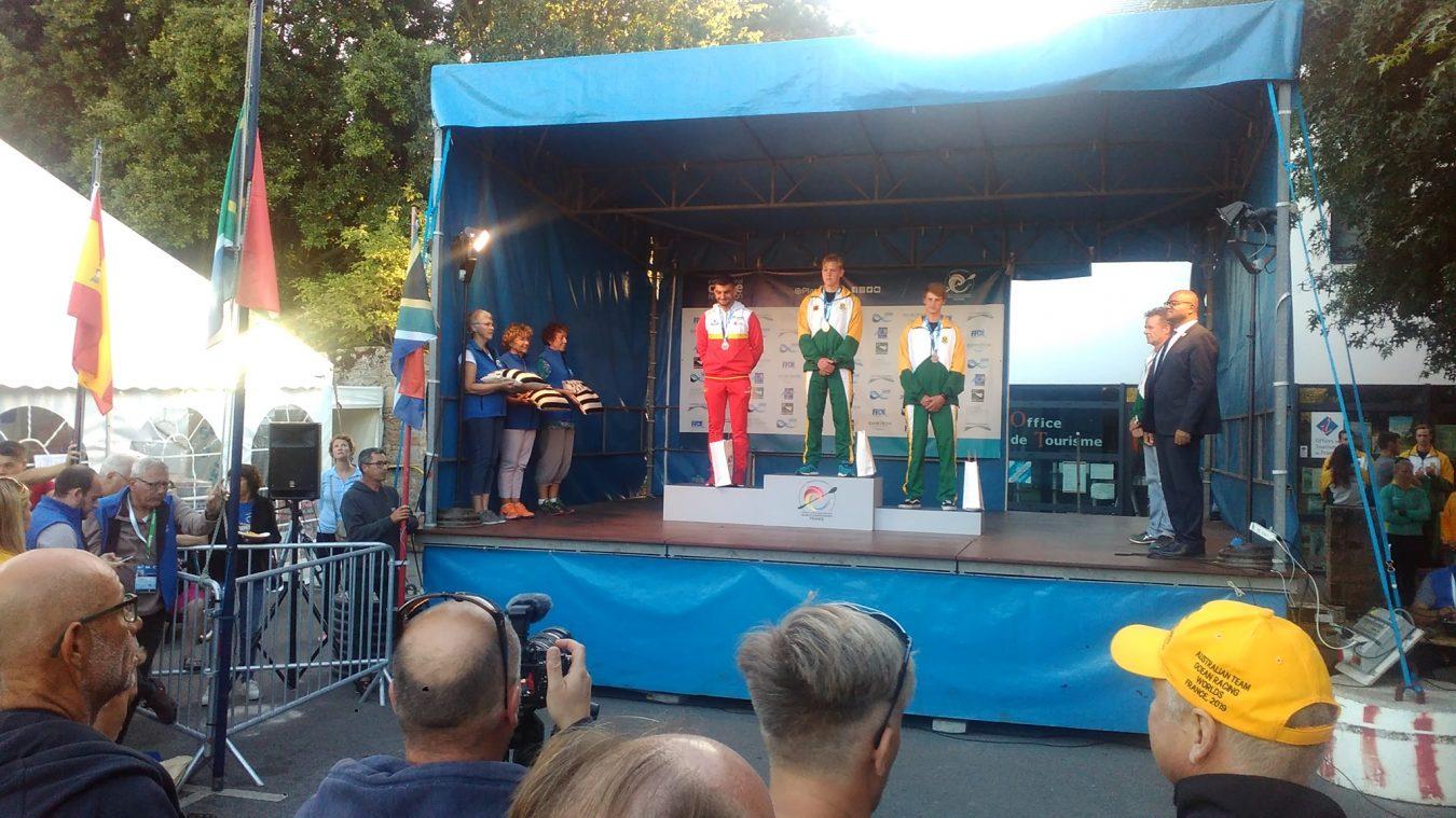 Decimonoveno puesto para Walter Bouzán en el Mundial de Kayak de Mar (Surfski)