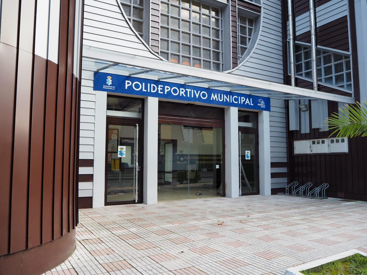 El Polideportivo riosellano se prepara para reanudar su plena actividad seis meses después del forzado cierre