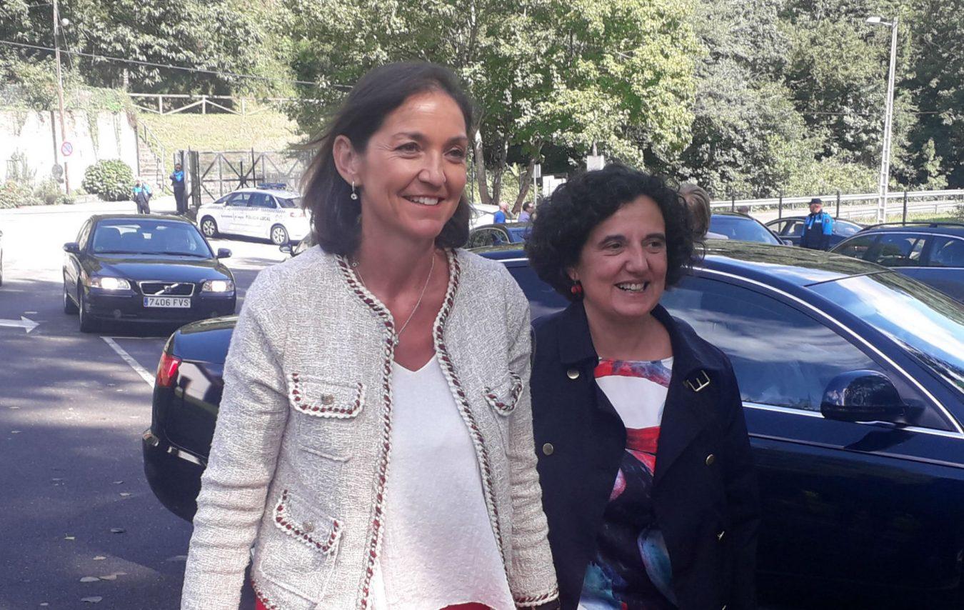La Ministra de Industria felicita a Asiegu y anuncia la promoción de la España Verde en el mercado asiático