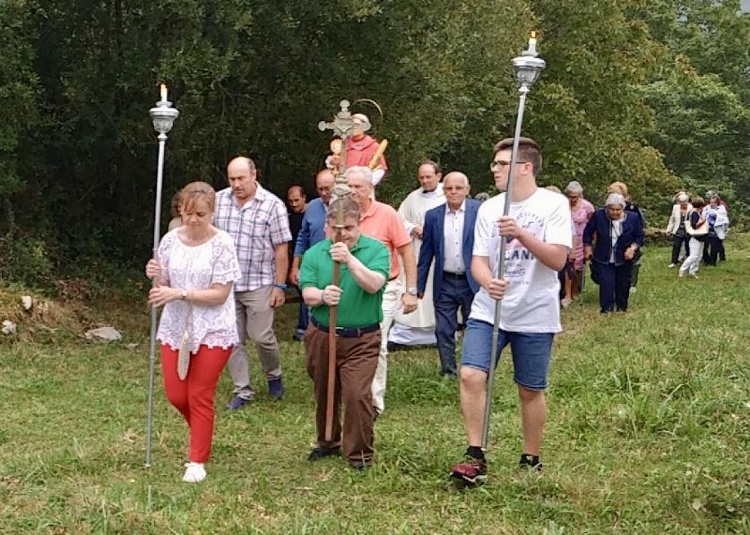 San Martín de Grazanes celebra las Fiesta de San Ramón Nonato