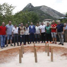 Pruneda vapulea a Rivas en el Torneo de Bolos Ayuntamiento de Cabrales