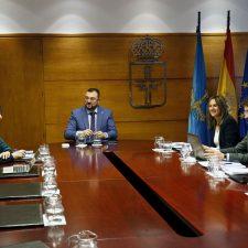 El Consejo de Gobierno aprueba 812.000 euros para sanear La Piñera en Piloña