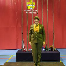 Tres medallas de oro para Natalia Pérez en el Campeonato de Tiro de las Fuerzas Armadas Españolas