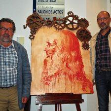 Leonardo Da Vinci desembarca en Ribadesella con todo su ingenio y creatividad