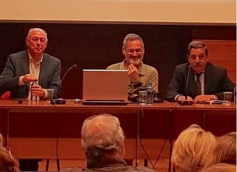 Alberto Martínez-Villa presenta su libro sobre Les Pedroses en el Arqueológico de Asturias