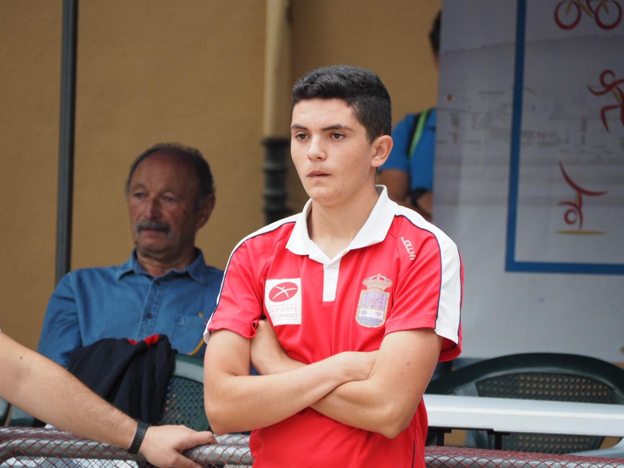 Pablo Fernández acabó el 2019 en el 5º puesto del ranking nacional de la cuatreada