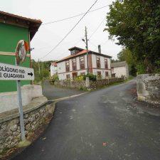 El nuevo vial de Ribadesella, entre Guadamía y Camangu, costará 1,2 millones de euros