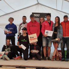 Iván Cucayu y Eva Cruz ganan la Carrera de Montaña Picu Turbina