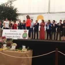 El Concurso de Cangas de Onís encumbra a los mejores quesos de los Picos de Europa