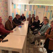 La precampaña electoral desembarca en Ribadesella con actos políticos de Cs y Vox