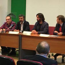 Alejandro Calvo inaugura en Llanes la jornada sobre pueblos y territorios inteligentes