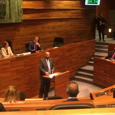 La JGPA insta al Gobierno a celebrar el XIII Centenario de la Batalla de Covadonga