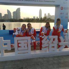 España finaliza segunda en el Mundial de Maratón con 10 medallas: 3 Oros, 2 Platas y 5 Bronces