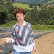 La riosellana Nieves Martínez, Muyer Rural del año en el oriente de Asturias