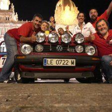 Triple corona nacional para la escudería riosellana PanchoVilla Rallye Team