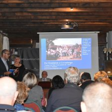 Jiménez Moyano inaugura los VI Encuentros Culturales en el Parador de Cangas de Onís