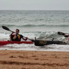 Ribadesella acoge este sábado el III Campeonato de Asturias de Surfski