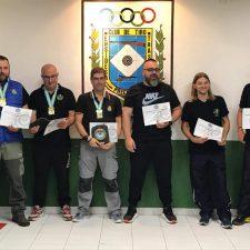Buenos resultados del Club de Tiro Olímpico de Cangas de Onís en el Campeonato de Asturias
