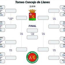 El Torneo de Bolos Concejo de Llanes ya tiene a sus 16 finalistas