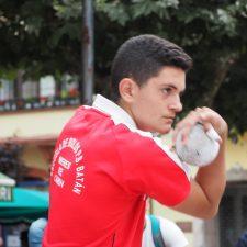 El cangués Pablo Fernández jugará el Torneo de Campeones que se disputa en Lugones