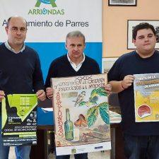 Arriondas presenta otro Certamen de la Castaña de record, con 130 participantes