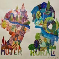 La exposición sobre La Muyer Rural en el oriente de Asturias llega a Colombres