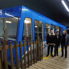 64.764 viajeros utilizaron el funicular de Bulnes en 2019, un 8% mas que el año anterior