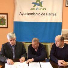 El Ayuntamiento de Parres y COGERSA impulsan un Punto Limpio en el Polígono de Prestín
