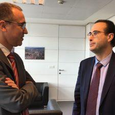 Ribadedeva pide la continuidad del convenio de colaboración sanitaria entre Asturias y Cantabria