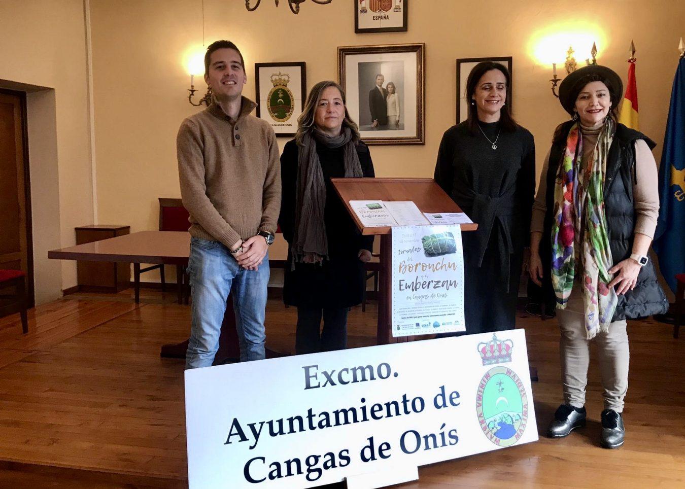 El Boronchu y el Emberzau reinarán en Cangas de Onís hasta el 17 de noviembre