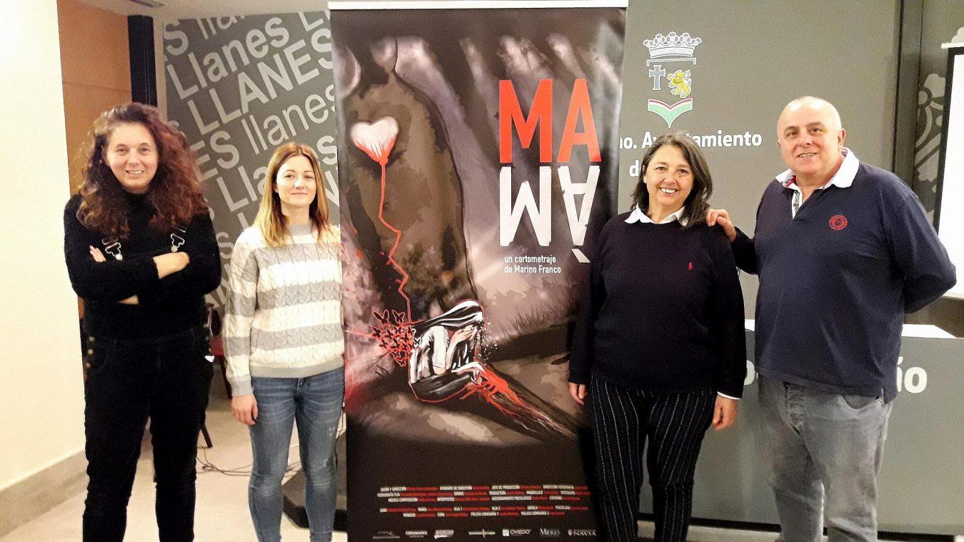 Llanes proyectará el cortometraje MAMA, interpretado por la riosellana Maite Capín