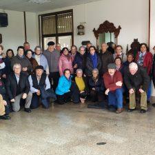 Excursión a Gijón, Perlora y Luanco de los mayores de Onís