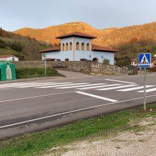 Mejora del acceso a La Pandiella y a La Cuevona de Avín (Onís)