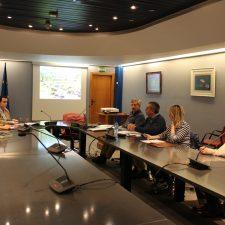 Reunión de la Comisión Rectora del Parque Natural de Ponga