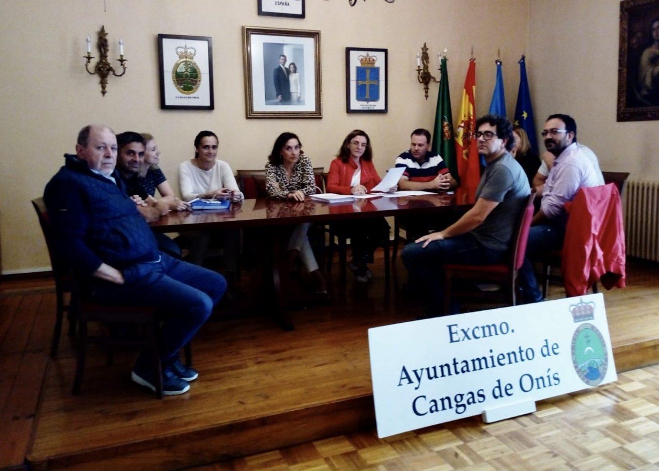 La Mancomunidad de Servicios Sociales de Cangas, Amieva y Onís aprueba un presupuesto de 1.170.000 euros