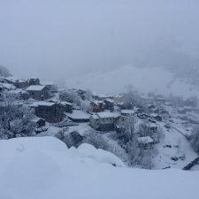 La AEMet alerta sobre el peligro de aludes en los Picos de Europa para el fin de semana