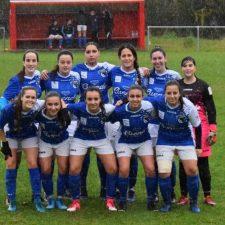 Partido histórico este domingo en Posada. Primer derbi femenino en la historia del fútbol comarcal