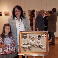 Inaugurada la exposición fotográfica de Belén Alea en Ribadesella