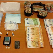 Detenido un vecino de Llanes por presunto tráfico de estupefacientes