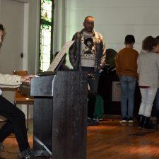 Concierto de Navidad de la Escuela de Música de Ribadesella