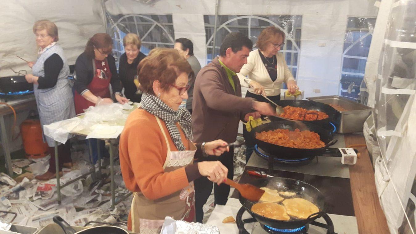 Los Mas Grandes de Ribadesella homenajearán a cuatro socios en su Fiesta de Navidad