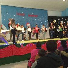 Concierto de Navidad de la Banda de Gaitas de Onís