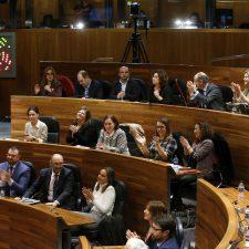 La Junta General del Principado de Asturias retoma su actividad este miércoles con un pleno semipresencial y voto telemático