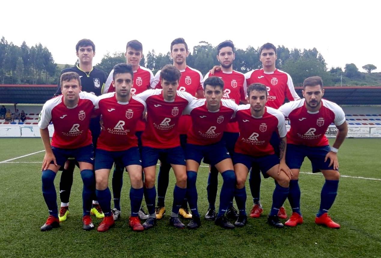 El Ribadesella CF pierde el liderato de la Primera Regional después de catorce jornadas en lo mas alto