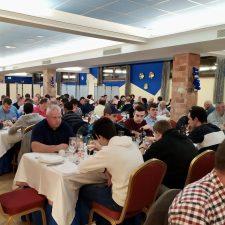 Los Vecinos y Amigos de Onís celebran su Cena de Navidad