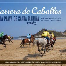 Ribadesella suspende y aplaza a mejor momento las Carreras de Caballos de la Playa