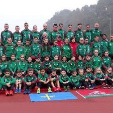 Puesta de largo del Club Oriente Atletismo con todos sus equipos y nuevos fichajes