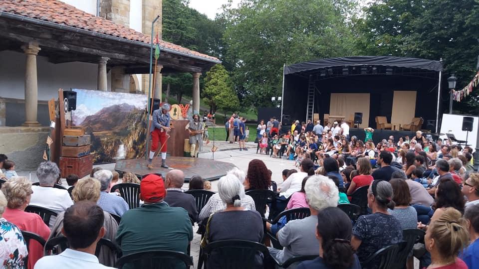 El programa cultural del Ayuntamiento de Colunga en 2019 alcanzó los 28.000 participantes