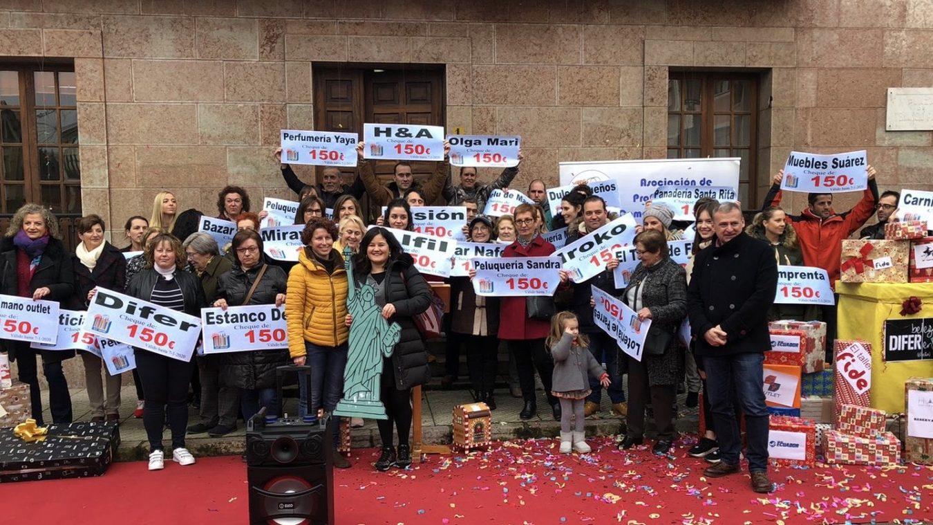 Noelia García Pando viajará este año a Nueva York de la mano del Comercio de Arriondas